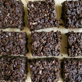 Chocolate Rice Krispie Treats Recipe