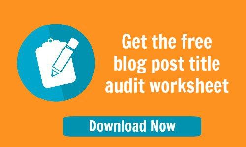 Download the audit worksheet