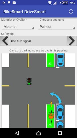 android BikeSmart-DriveSmart Screenshot 2