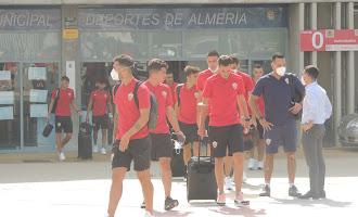 El Almería, rumbo a Marbella