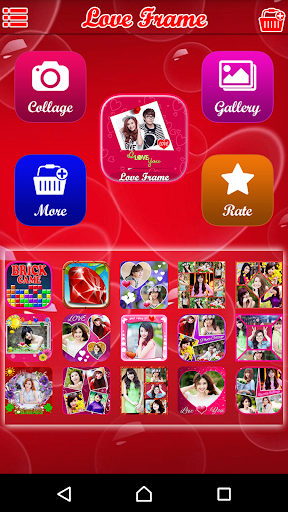 Love Frame бағдарламалар (apk) Android/PC/Windows үшін тегін жүктеу screenshot