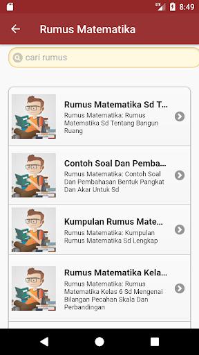 Download Kumpulan Rumus Matematika Sd Terlengkap Free For Android Kumpulan Rumus Matematika Sd Terlengkap Apk Download Steprimo Com
