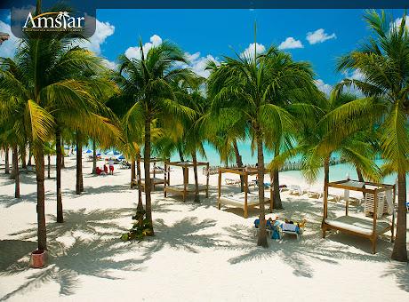 Caribbean Island – Palm Beach