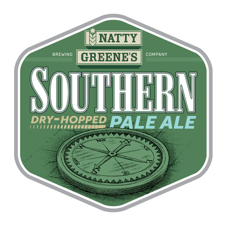 Logo of Natty Greene's Southern Pale Ale