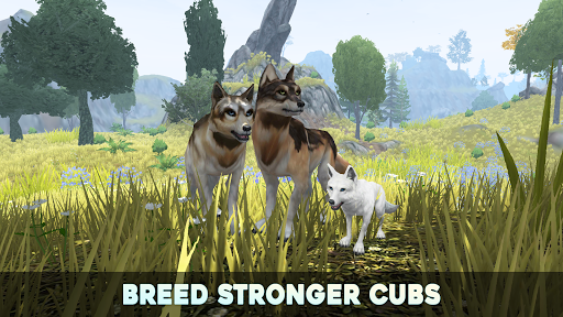 Wolf Tales - Home & Heart android2mod screenshots 5