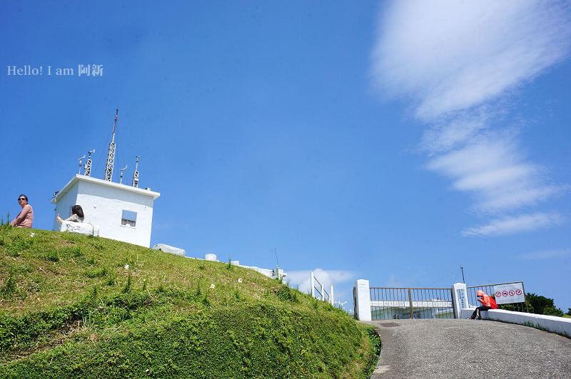 蘭嶼景點,蘭嶼氣象觀測站-3