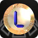 Luminous Pusher - Coin Game icon