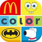 Colormania Game 2019: Guess the Color & Logo Quiz