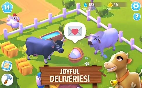FarmVille 3 – Animals Mod Apk (No Water Cost) 4