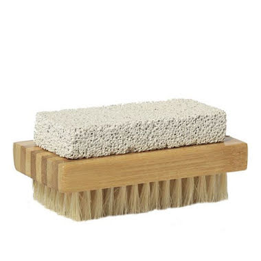 Borste Bambu nagel/pimpsten