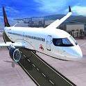 Aeroplane Parking 3D icon