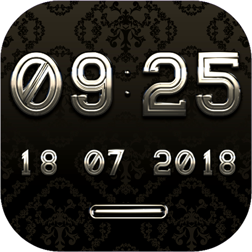NERO Digital Clock Widget
