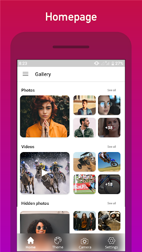 Gallery 2.3.1.1 screenshots 1