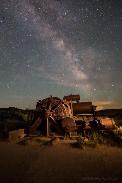 Photo: Heavy Machinery