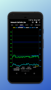Network Cell Info Lite – Mobile & WiFi Signal 5