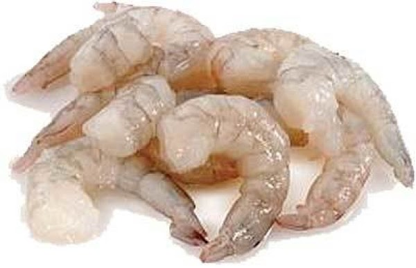 Peel, de-vein and rinse shrimp, set aside. Cut Andouille sausage slanted and set aside. Dice onions,...