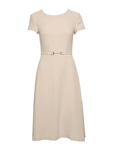 Monique Dress, beige