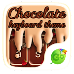 Chocolate GO Keyboard Theme 3.87 Apk