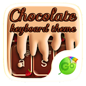Chocolate GO Keyboard Theme
