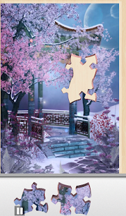 Live Jigsaws - Winter Spring- screenshot thumbnail