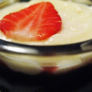 Strawberry Jam and Mascarpone Cream