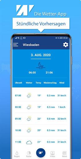 wetter.net - die Wetterapp  screenshots 6