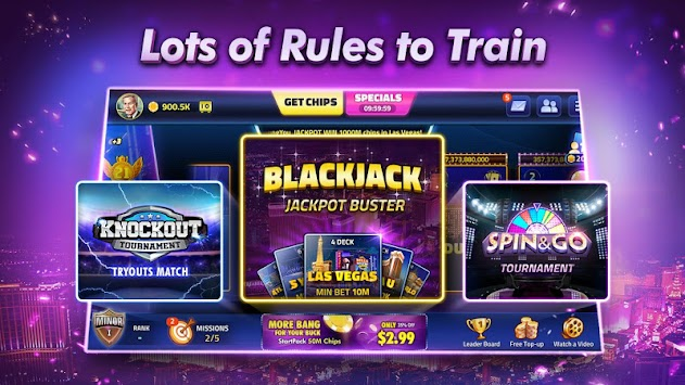 Blackjack 21: House of Blackjack apk screenshot