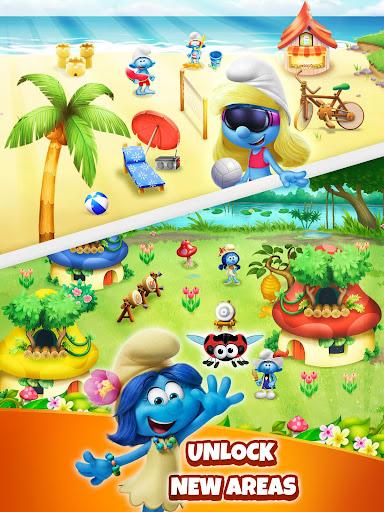 Smurfs Bubble Shooter Story apkdebit screenshots 10