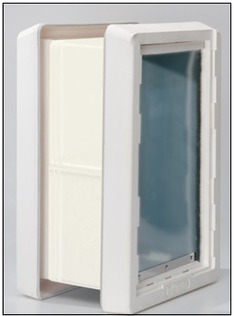 endura flap dog doors for walls