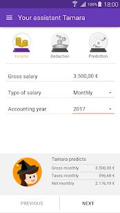 TaxRatio - náhled