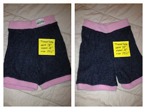 Photo: $12 Picasso Tums Recycled Shorties