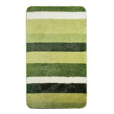 Коврик для ванной комнаты Carl зеленый 60*90 Ridder