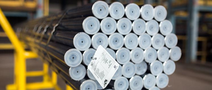 Трубы бесшовные. Трубы стальные бесшовные горячедеформированные для производства бурильных труб. 50,0-114,3 x 5,5-10,0 mm