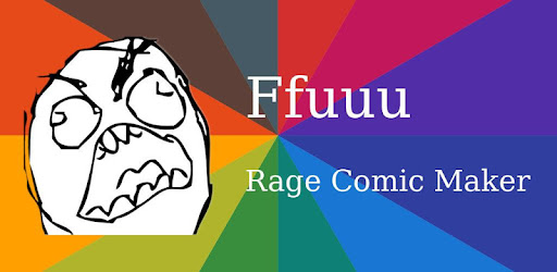 Rage Comic creator with a modern, fast and easy to use design