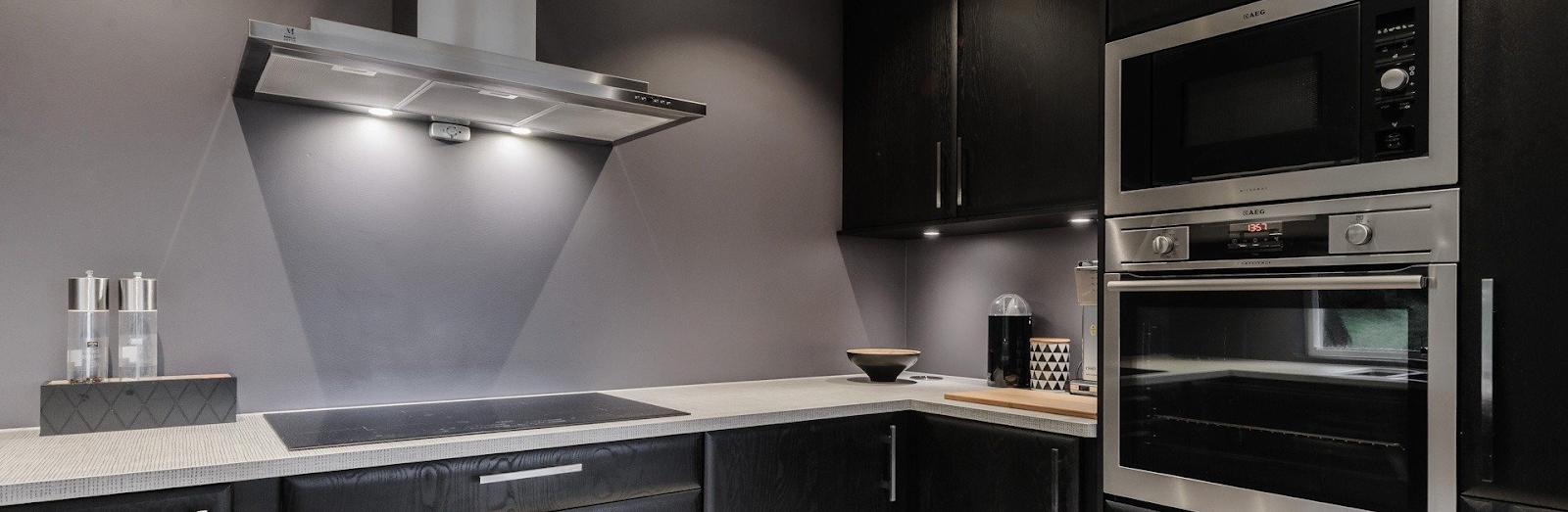 bilde av et vakkert kjøkken, arkitekttegnet kjøkken, design eget kjøkken, arkitekt kjøkken