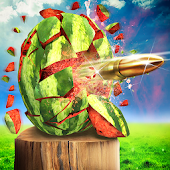 Watermelon Shooter 3D