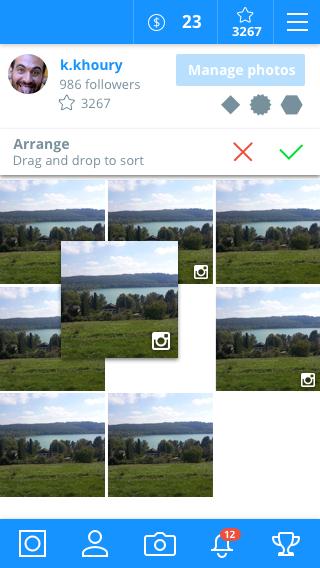 mysquare world - στιγμιότυπο οθόνης