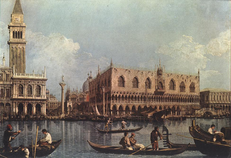 Photo: View of the Bacino di San Marco (St_Mark-s_Basin)