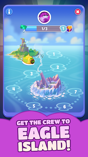 Angry Birds Dream Blast 1.10.2 screenshots 2