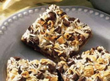 Magic Cookie Bars, Lyn* Recipe