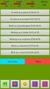 SIMULLIVE Life Simulator MOD (Unlimited Money) 2