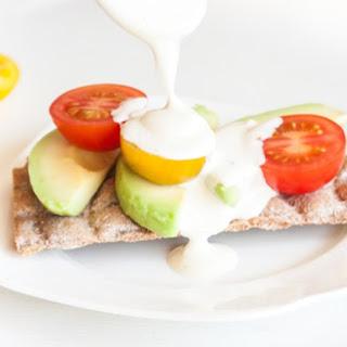 Greek Feta Dip With Yoghurt