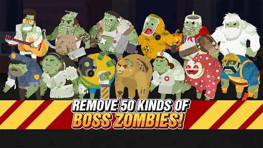 Zombie is coming (Mod Money)