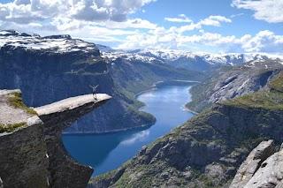 Велотур в Норвегии