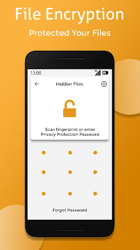 Screenshots des Dateimanagers 7