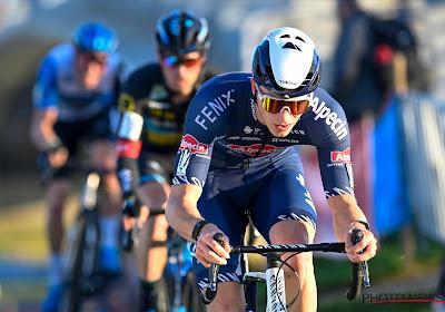 Niet enkel vreugde bij Alpecin-Fenix: Niels Vandeputte blesseerde zich al voor de wedstrijd