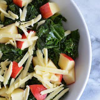 "Kale Apple Salad with Dijon <g class=""gr_ gr_36 gr-alert gr_spell gr_run_anim ContextualSpelling ins-del multiReplace"" id=""36"" data-gr-id=""36"">Vinaigrette</g>."