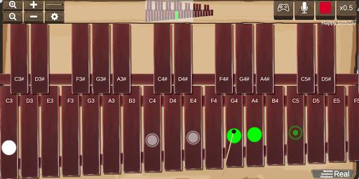 Marimba, Xylophone, Vibraphone Real screenshots 1