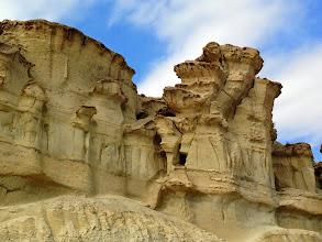 Photo: Bolnuevo erosion