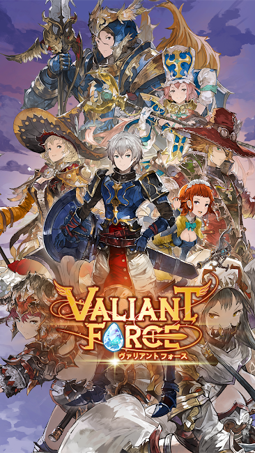 #1. Valiant Force (Android)